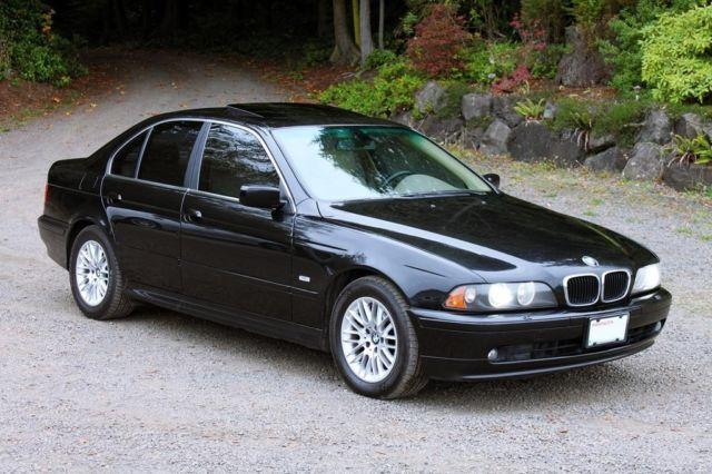 2002 bmw 530i premium and cold weather package 5 spd manual for sale in adelma beach. Black Bedroom Furniture Sets. Home Design Ideas