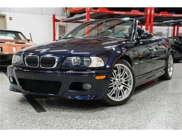 2002 bmw m3 for sale in plainfield illinois classified. Black Bedroom Furniture Sets. Home Design Ideas