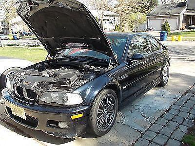 2002 bmw m3 e46 6 speed manual 18 in wheels for sale in bridgeboro new jersey classified. Black Bedroom Furniture Sets. Home Design Ideas