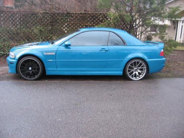 2002 bmw m3 smg cabrio hardtop 91k miles for sale in. Black Bedroom Furniture Sets. Home Design Ideas