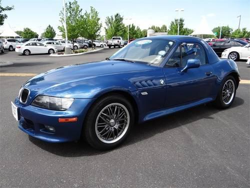 2002 bmw z3 coupe z3 2dr roadster 3 0i for sale in boise idaho classified. Black Bedroom Furniture Sets. Home Design Ideas
