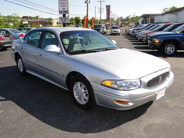 2002 buick lesabre custom for sale in edgewater maryland classified. Black Bedroom Furniture Sets. Home Design Ideas