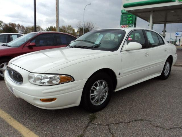 2002 buick lesabre custom for sale in sioux falls south dakota classified. Black Bedroom Furniture Sets. Home Design Ideas