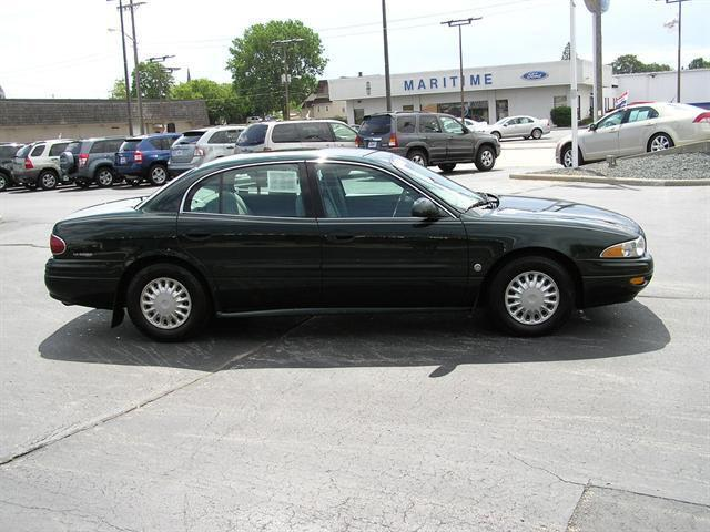 2002 buick lesabre custom for sale in manitowoc wisconsin classified. Black Bedroom Furniture Sets. Home Design Ideas