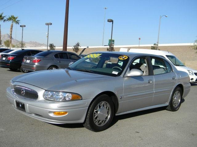 2002 buick lesabre custom for sale in henderson nevada classified. Black Bedroom Furniture Sets. Home Design Ideas