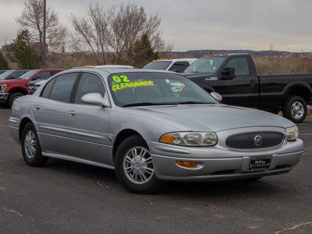 2002 Buick LeSabre Custom Custom 4dr Sedan