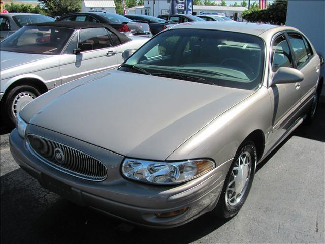 2002 buick lesabre custom for sale in fremont ohio classified. Black Bedroom Furniture Sets. Home Design Ideas