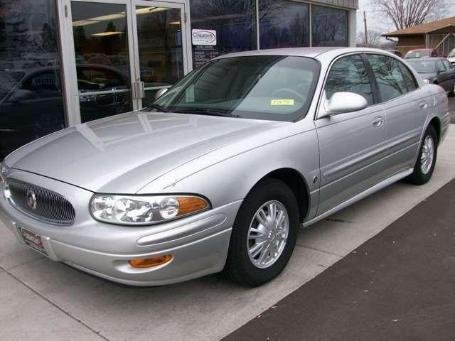 2002 buick lesabre custom for sale in cadott wisconsin classified. Black Bedroom Furniture Sets. Home Design Ideas