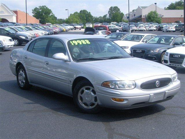 2002 Buick Lesabre Limited For Sale In Bloomington