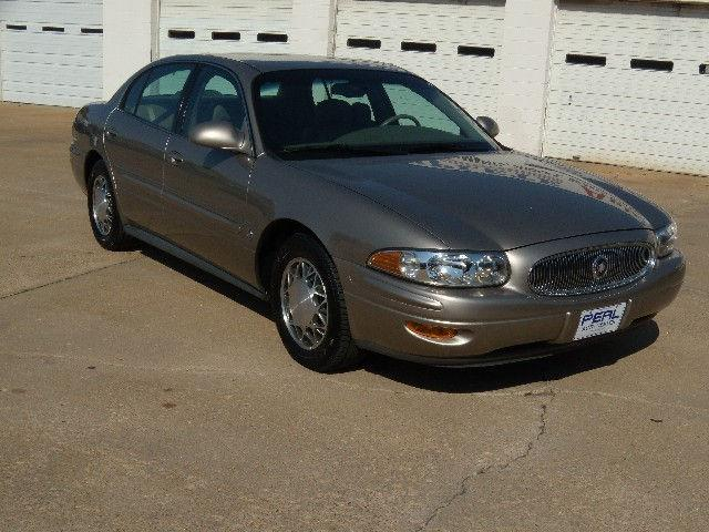 2002 buick lesabre limited for sale in coffeyville kansas classified. Black Bedroom Furniture Sets. Home Design Ideas