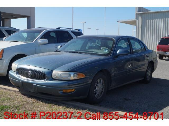 2002 buick lesabre limited limited 4dr sedan for sale in poteau oklahoma classified. Black Bedroom Furniture Sets. Home Design Ideas