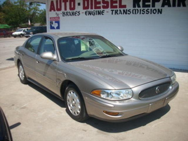 2002 buick lesabre limited for sale in houston texas classified. Black Bedroom Furniture Sets. Home Design Ideas