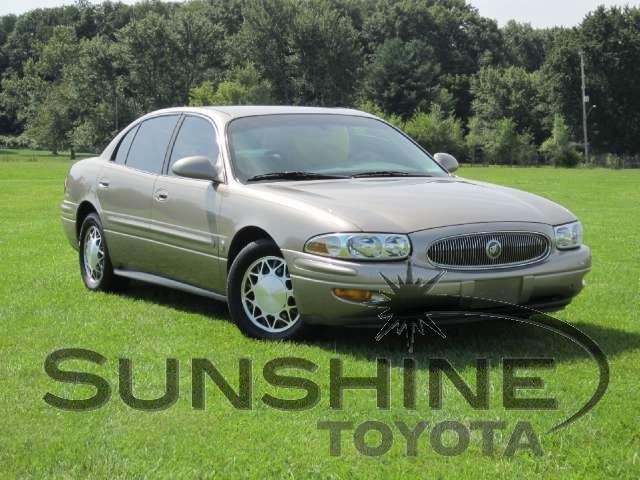 2002 buick lesabre limited for sale in battle creek michigan classified. Black Bedroom Furniture Sets. Home Design Ideas