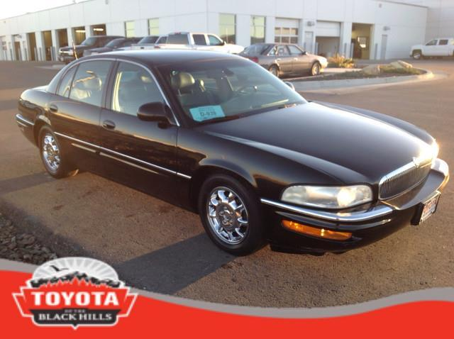 2002 buick park avenue ultra ultra 4dr supercharged sedan for sale in jolly acres south dakota. Black Bedroom Furniture Sets. Home Design Ideas