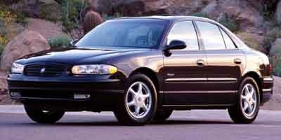 2002 Buick Regal LS LS 4dr Sedan