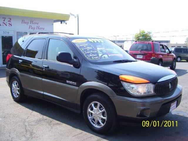 2002 buick rendezvous cx for sale in newark ohio classified. Black Bedroom Furniture Sets. Home Design Ideas