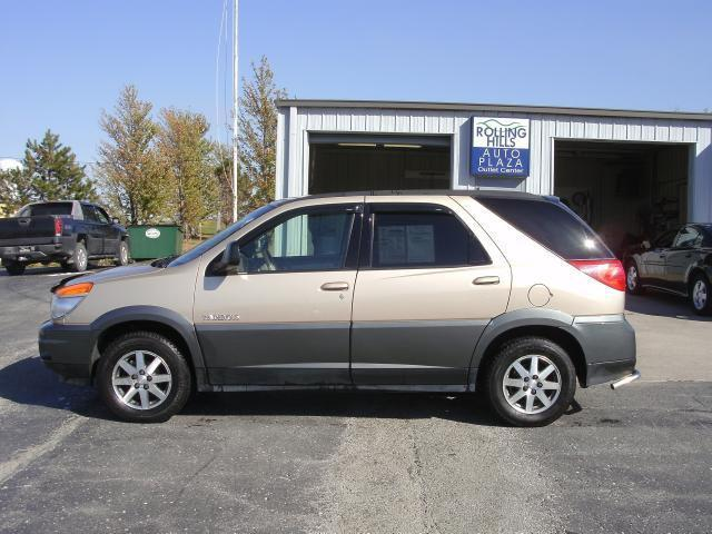 2002 buick rendezvous cx for sale in maryville missouri. Black Bedroom Furniture Sets. Home Design Ideas