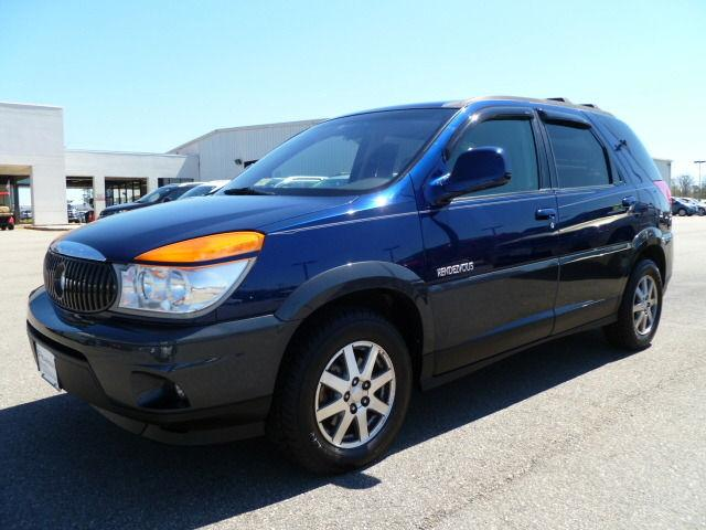 2002 buick rendezvous cxl for sale in midlothian virginia classified. Black Bedroom Furniture Sets. Home Design Ideas