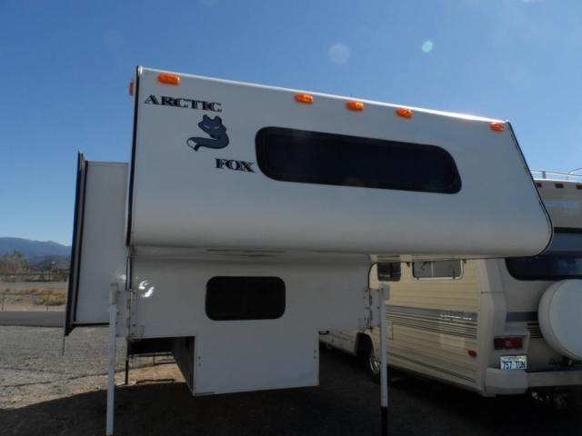 2002 Cabover Camper Longbed Arctic Fox Excellent Condition