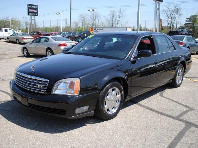 2002 cadillac deville for sale in plymouth michigan classified. Black Bedroom Furniture Sets. Home Design Ideas