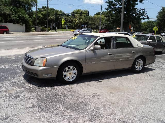 2002 cadillac deville for sale in largo florida classified. Cars Review. Best American Auto & Cars Review