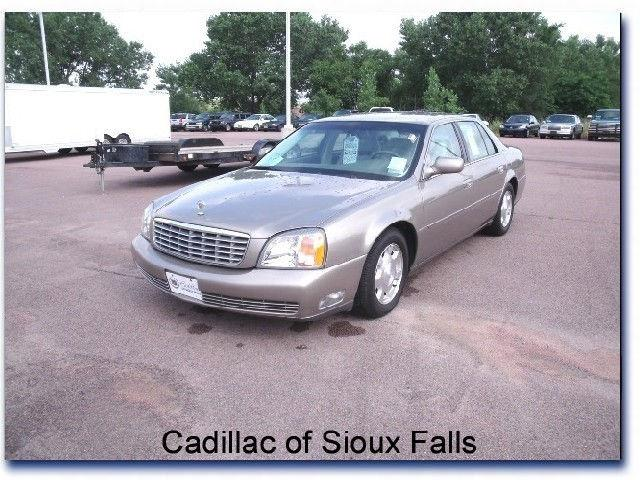 2002 cadillac deville for sale in sioux falls south dakota classified amer. Cars Review. Best American Auto & Cars Review