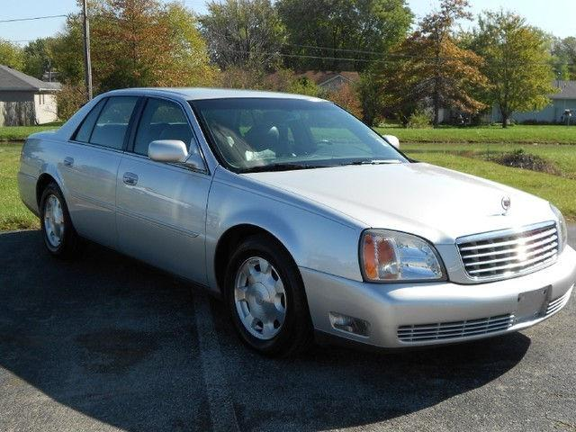2002 cadillac deville for sale in muncie indiana classified. Black Bedroom Furniture Sets. Home Design Ideas