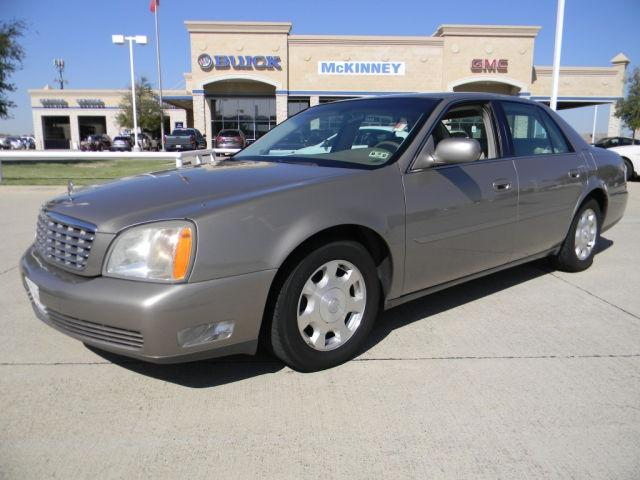 2002 cadillac deville 2002 cadillac deville car for sale in mckinney tx 4365341501 used. Black Bedroom Furniture Sets. Home Design Ideas