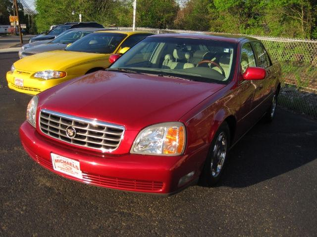 2002 cadillac deville dhs for sale in zanesville ohio classified. Black Bedroom Furniture Sets. Home Design Ideas