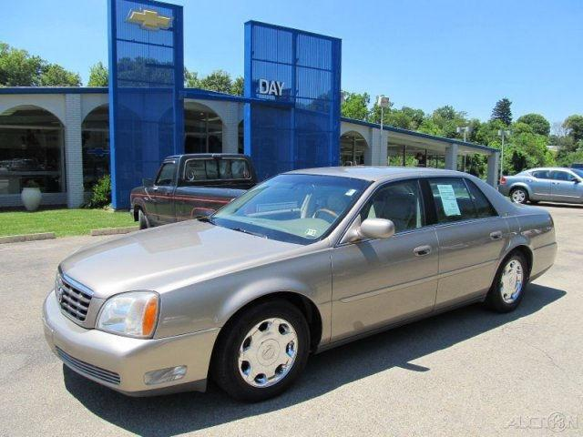 2002 cadillac deville dhs for sale in uniontown pennsylvania classified. Black Bedroom Furniture Sets. Home Design Ideas