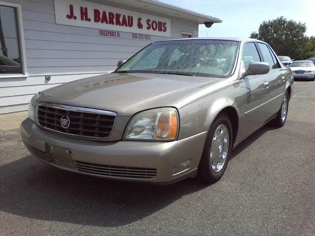 2002 cadillac deville dhs for sale in cedarville illinois classified ameri. Cars Review. Best American Auto & Cars Review