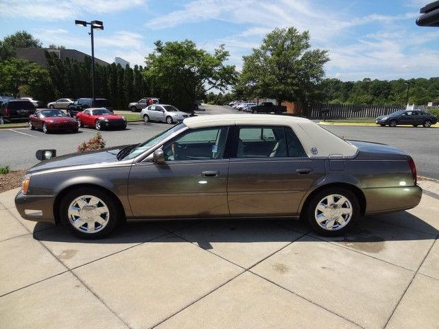 2002 Cadillac DeVille DTS for Sale in Midlothian, Virginia ...