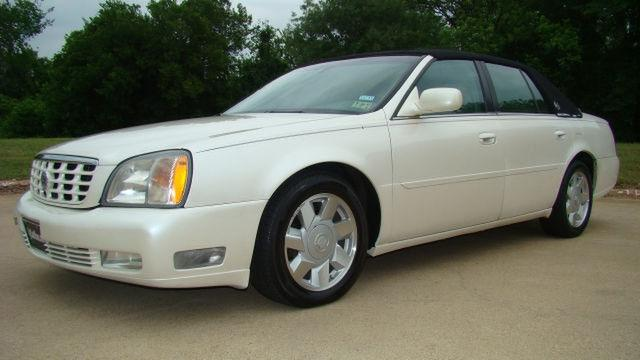 2002 cadillac deville dts for sale in arlington texas classified. Black Bedroom Furniture Sets. Home Design Ideas