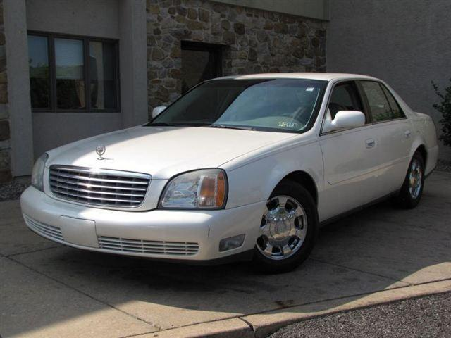 2002 cadillac deville for sale in west chester pennsylvania classified. Black Bedroom Furniture Sets. Home Design Ideas
