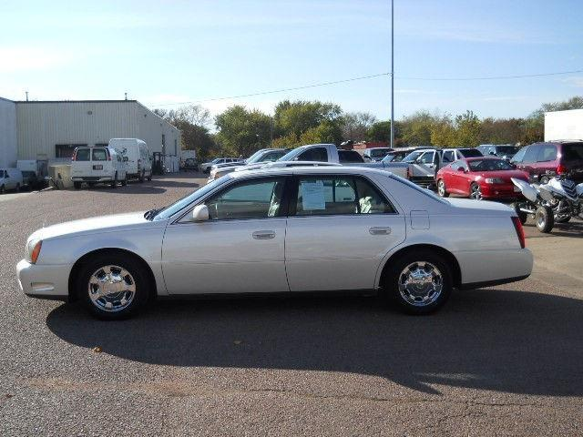 2002 Cadillac Deville For Sale In Sioux Falls South