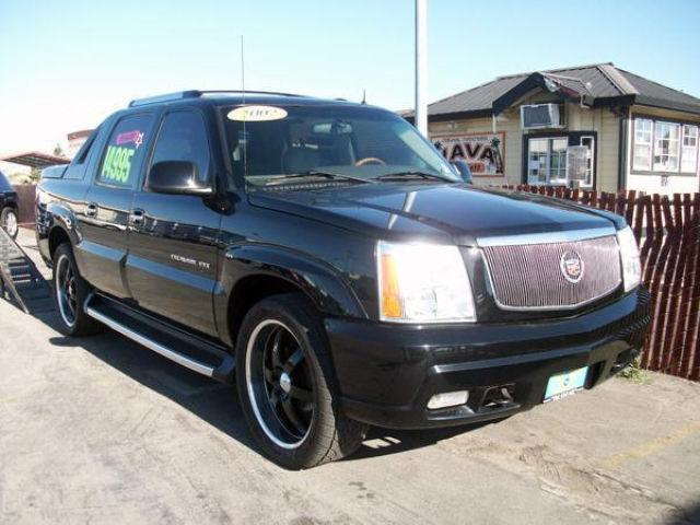 2002 cadillac escalade ext for sale in hollister. Cars Review. Best American Auto & Cars Review