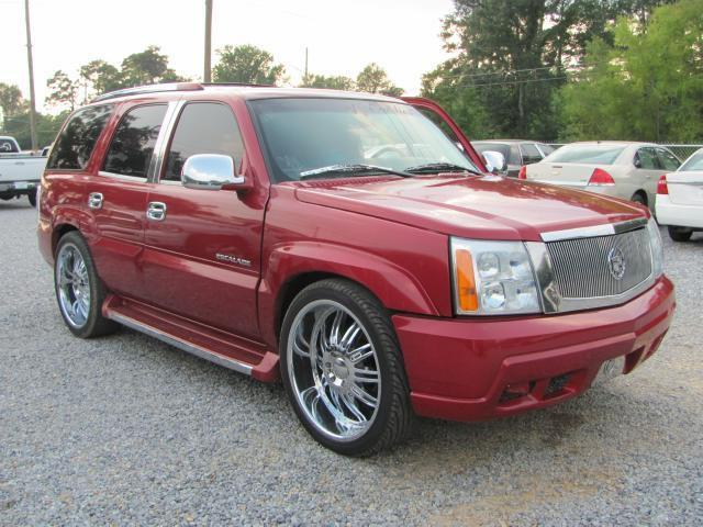 2002 cadillac escalade for sale in laurel mississippi classified. Black Bedroom Furniture Sets. Home Design Ideas