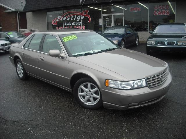 2002 cadillac seville sls for sale in tallmadge ohio. Cars Review. Best American Auto & Cars Review