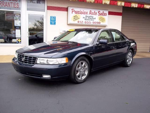 2002 cadillac seville sts for sale in pleasant hills pennsylvania classified. Black Bedroom Furniture Sets. Home Design Ideas