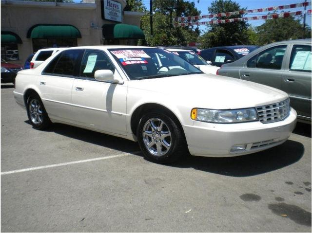 2002 cadillac seville sts for sale in roseville california classified. Black Bedroom Furniture Sets. Home Design Ideas