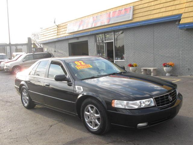 2002 cadillac seville sts for sale in independence missouri classified. Black Bedroom Furniture Sets. Home Design Ideas