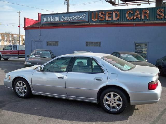 2002 cadillac seville sts for sale in sioux falls south dakota classified. Black Bedroom Furniture Sets. Home Design Ideas