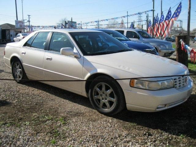 2002 cadillac seville sts for sale in lancaster ohio classified. Black Bedroom Furniture Sets. Home Design Ideas