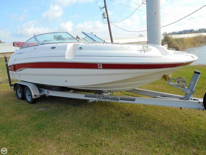 2002 chaparral sunesta 233 db for sale in houston texas for Outboard motors for sale houston