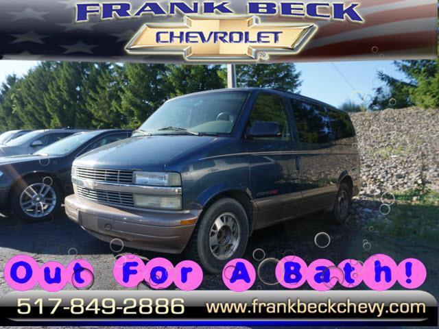2002 Chevrolet Astro LS AWD LS 3dr Mini-Van