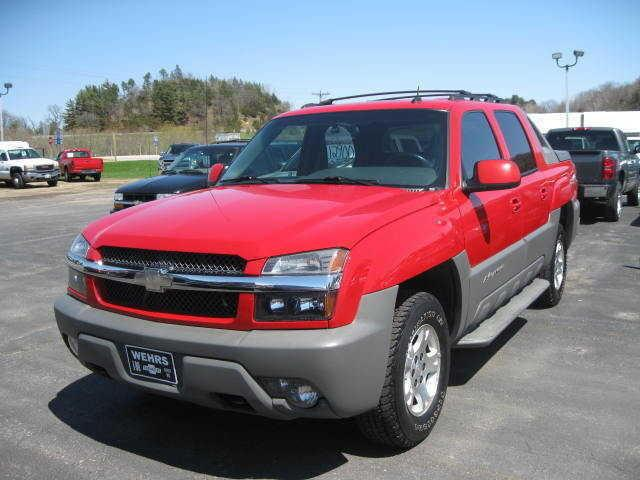 2002 chevrolet avalanche 1500 for sale in bangor wisconsin classified. Black Bedroom Furniture Sets. Home Design Ideas