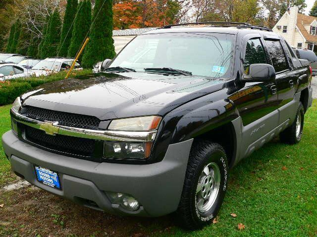 2002 chevrolet avalanche 1500 for sale in branchville new jersey classified. Black Bedroom Furniture Sets. Home Design Ideas