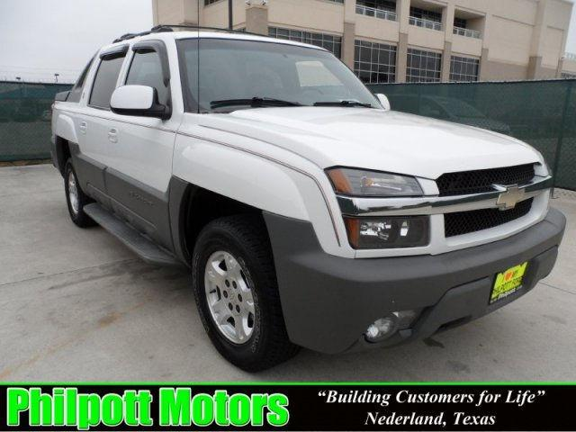 2002 chevrolet avalanche 1500 for sale in nederland texas classified. Black Bedroom Furniture Sets. Home Design Ideas