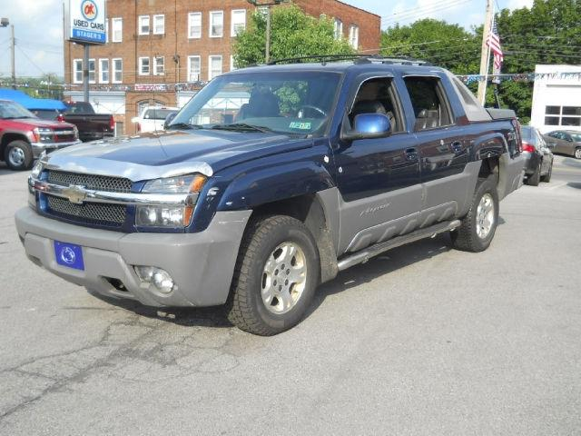 2002 chevrolet avalanche 1500 z71 for sale in portage pennsylvania classified. Black Bedroom Furniture Sets. Home Design Ideas