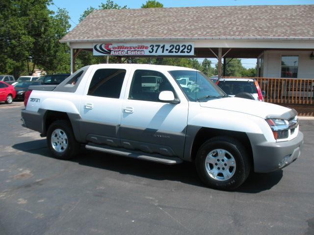 2002 chevrolet avalanche 1500 z71 for sale in collinsville oklahoma classified. Black Bedroom Furniture Sets. Home Design Ideas